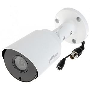 DH-HAC-HFW1400TP-POC-0280B HDCVI видеокамера Dahua