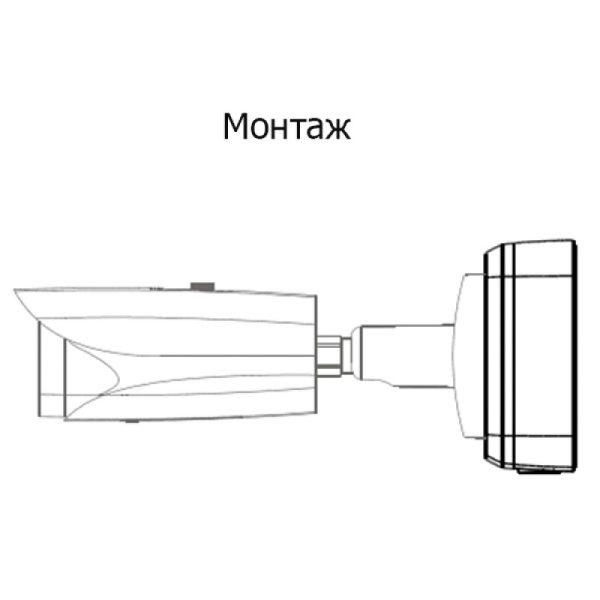 DH-PFA121-B Монтажная коробка Dahua