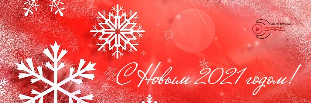 Поздравляем с Новым годом - Системы безопасности от ТД GARD
