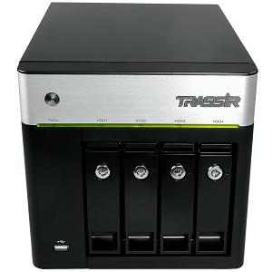 DuoStation AF16 видеорегистратор TRASSIR