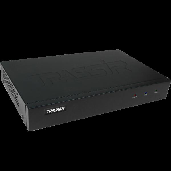 MiniNVR Compact AnyIP 4 видеорегистратор TRASSIR