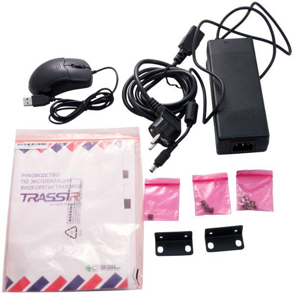 MiniNVR AnyIP 16 видеорегистратор TRASSIR