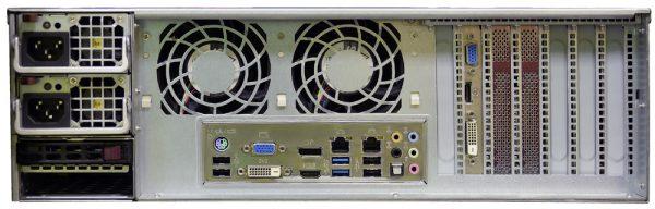 UltraStation 16/4 видеорегистратор TRASSIR