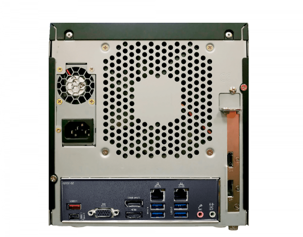 NeuroStation 8400/32-S видеорегистратор TRASSIR