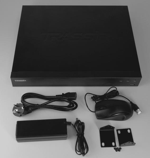 MiniNVR 2216R видеорегистратор TRASSIR
