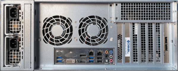 UltraStation 24-I видеорегистратор TRASSIR