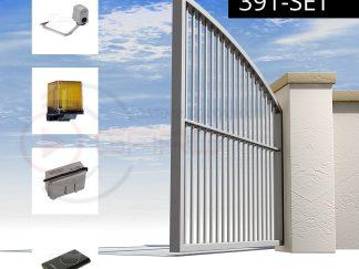Комплект автоматики для распашных ворот FAAC ...