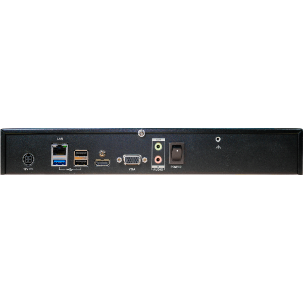 MiniNVR Compact AnyIP 9 видеорегистратор TRASSIR
