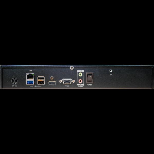 MiniNVR Compact AF 16 видеорегистратор TRASSIR