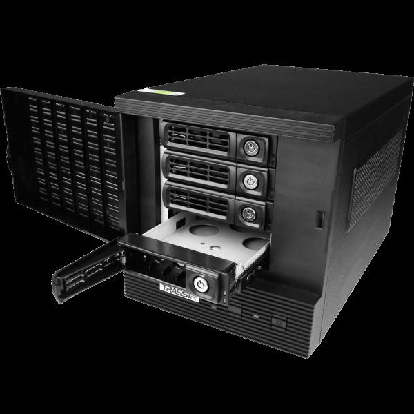 PVR Storage 4 Сервер TRASSIR