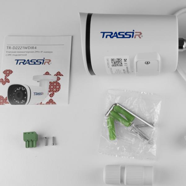 TR-D2221WDIR4 IP-камера TRASSIR