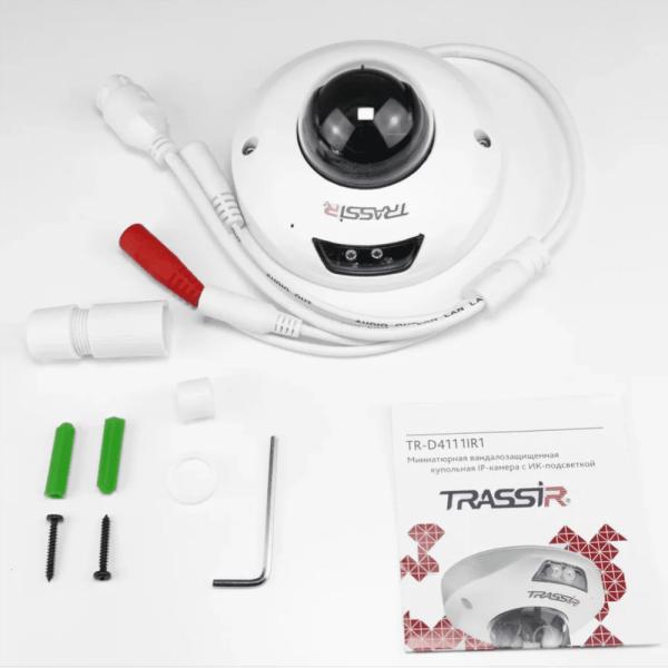 TR-D4141IR1 IP-камера TRASSIR