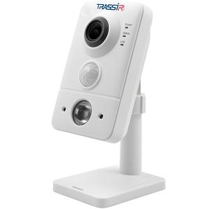 TR-D7121IR1 v5 IP-камера TRASSIR (1.9 мм)