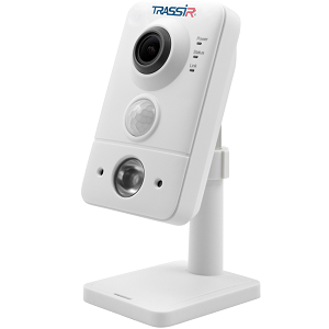 TR-D7121IR1 v5 IP-камера TRASSIR (3.6 мм)