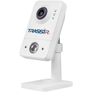TR-D7121IR1W v2 IP-камера TRASSIR