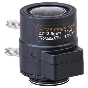 TR-L4M2.7D2.7-13.5IR Объектив TRASSIR