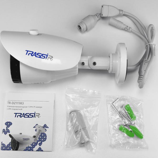 TR-D2113IR3 IP-камера TRASSIR