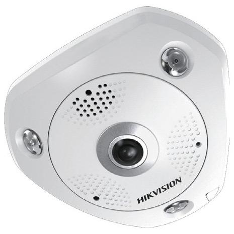 IP-камера Hikvision DS-2CD63C2F-IVS