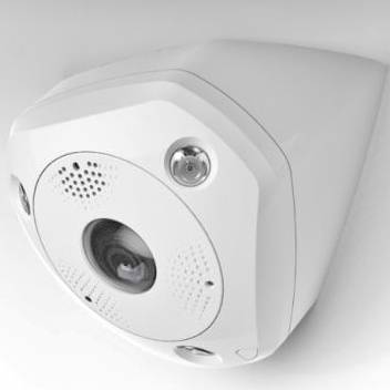 IP-камера Hikvision DS-2CD6W32FWD-IVS
