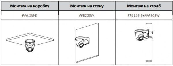 IP видеокамера DAHUA DH-IPC-HDW2439TP-AS-LED-0280B