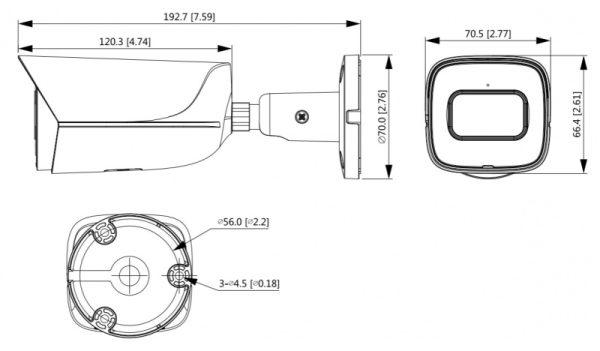 IP видеокамера DAHUA DH-IPC-HFW3241EP-SA-0360B