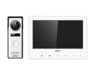Комплект видеодомофонов DAHUA DHI-KTA02