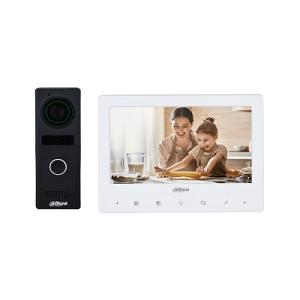 Комплект видеодомофонов DAHUA DHI-KTA02M