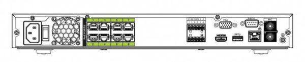 IP видеорегистратор DAHUA DHI-NVR5216-8P-I/L